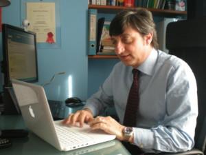 Roberto Grossi, social media consultant