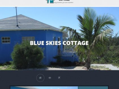 BlueSkies cottage