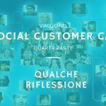 social caring - considerazioni finali