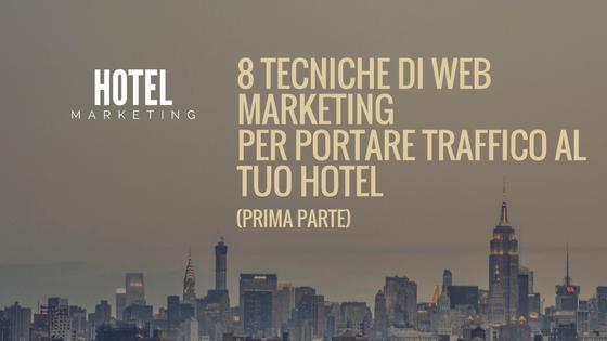 tecniche di web marketing parte 1