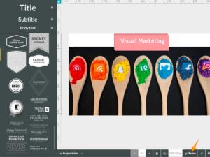 5 strumenti per il vostro visual marketing
