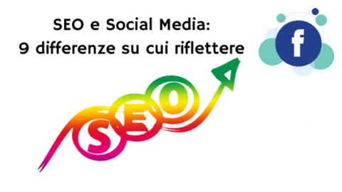 seo e social media - titolo post