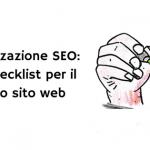 blog post - ottimizzazione SEO