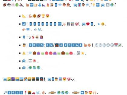 Emoji Marketing: come utilizzare gli Emoji per promuovere il vostro marchio