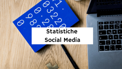 blog post - statistiche social media
