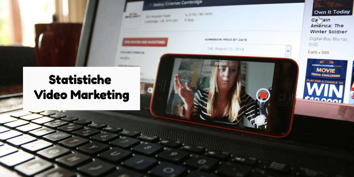 statistiche video marketing