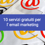 servizi gratuiti email marketing