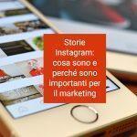 storie instagram