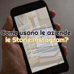 esempi storie instagram