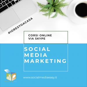 corsi social media online