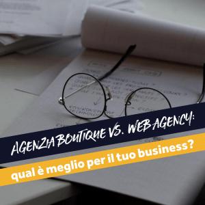 agenzia boutique