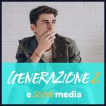 blog post generazione z social media copertina