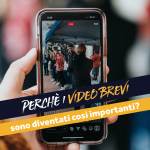 blog post importanza video brevi