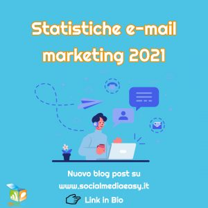 statistiche email marketing 2021