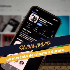 mercato social audio