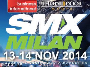 Partecipa a SMX Milano con uno sconto del 20%